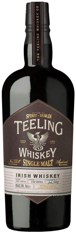 Teeling - Irish Single Malt Whiskey - 46% Vol. 0,70 l