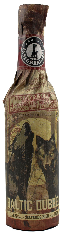 Baltic Dubbel - Rügener Insel-Brauerei, Rambin - 8,5% Vol.   0,33 l
