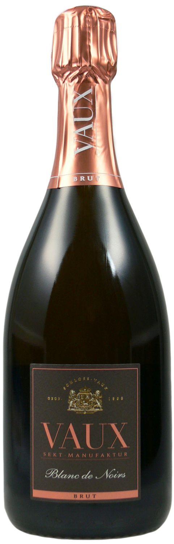 Pinot Blanc de Noirs Brut - Klassische Flaschengärung 0,75 l - Schloss Vaux Sekt Manufaktur, Eltville