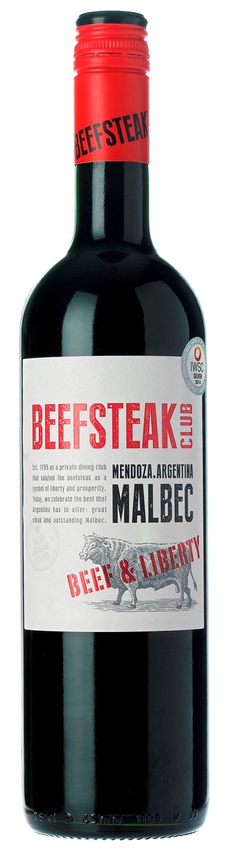 Malbec Beefsteak Club - Mendoza - Argentinien 0,75 l