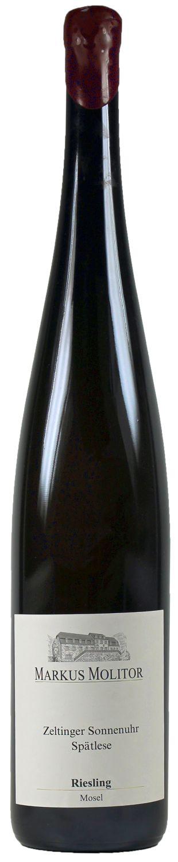 Riesling Spätlese trocken - Zeltinger Sonnenuhr 1,50 l - Weingut Markus Molitor, Mosel