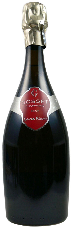Champagne Gosset - Grande Reserve Brut - 0,75 l