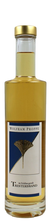 Tresterbrand - 38% Vol.  0,35 l - Weingut Wolfram Proppe