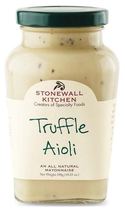 Truffle Aioli - Aioli Creme 290g - Stonewall Kitchen, USA