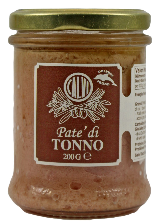 Thunfischcreme - Calvi 200g - Ligurien