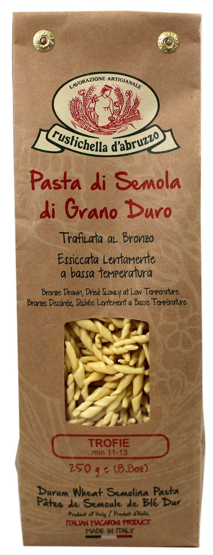 Pasta Trofie - Rustichella dAbruzzo 250g