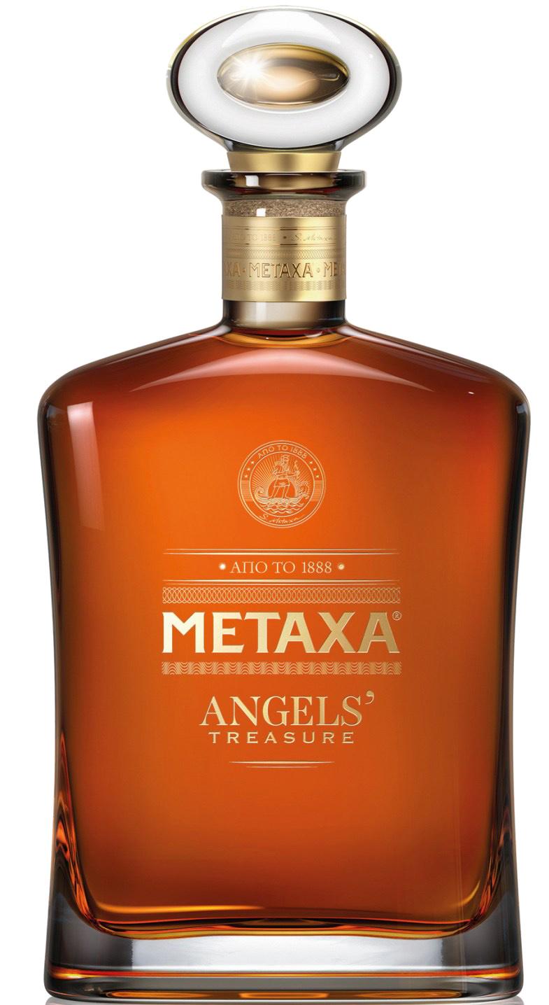 Metaxa Angels Treasure - 42,2% Vol.  0,70 l