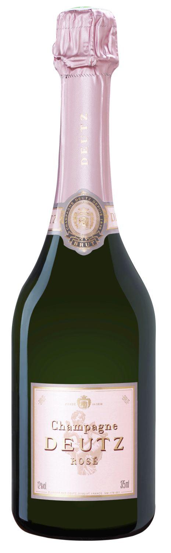Champagner Deutz - Rose Brut - Demi Bouteille 0,375 l