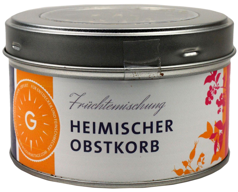 Heimischer Obstkorb - Früchteteemischung 90g - Gourmetage Finest Selection