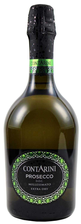 Prosecco DOC Treviso - Extra Dry  0,75 l - Contarini