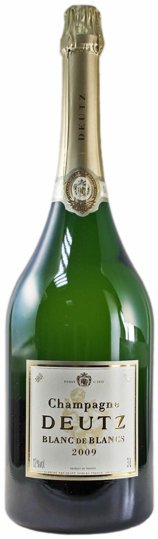 Champagner Deutz - Blanc de Blancs Brut Vintage - 3,00 l
