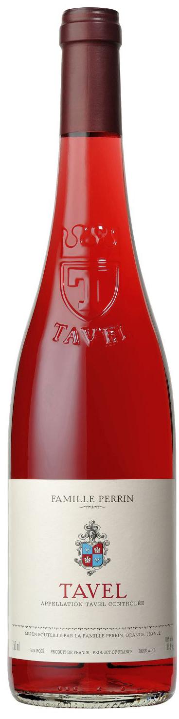 Tavel Rose - Famille Perrin  0,75 l