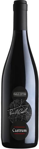 Castrum Rosso Cottini - Rosso Veronese IGT - Azienda Agricola Paolo Cottini 0,75 l