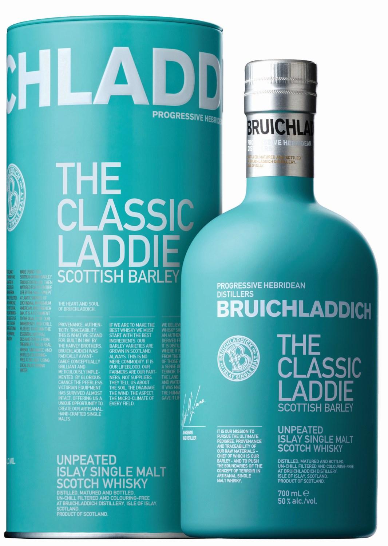 Bruichladdich The Classic Laddie - Single Islay Malt Whisky - 50% Vol.  0,70 l