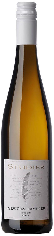 Gewürztraminer lieblich - Weingut Studier  0,75 l - Ellerstadt in der Pfalz