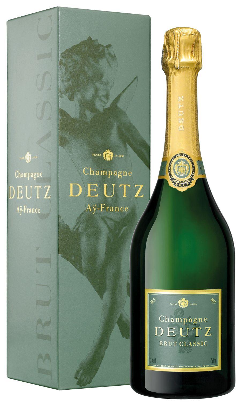 Champagner Deutz - Brut Classic - 0,75 l