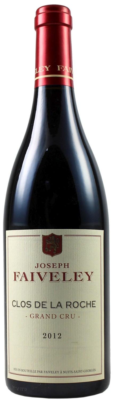 2012er Clos de la Roche Grand Cru - Joseph Faiveley - Burgund 0,75 l