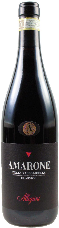 Amarone della Valpolicella - Classico DOC  0,75 l - Allegrini