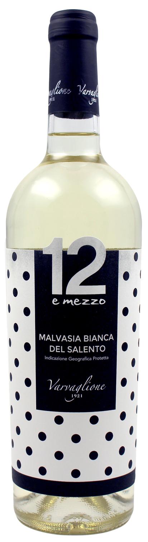12 e Mezzo - Malvasia Bianca del Salento IGP - Varvaglione 0,75 l
