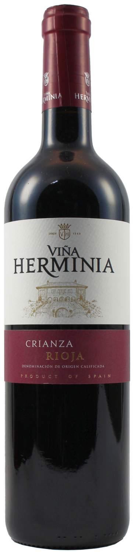 Rioja Crianza Tinto - D.O.Ca. Rioja  0,75 l - Bodegas Vina Herminia