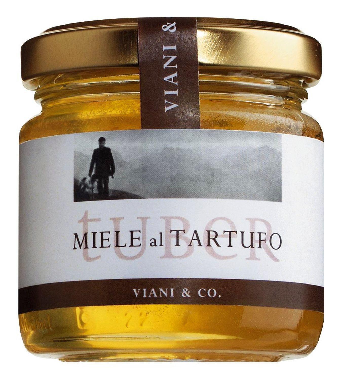 Miele al Tartufo - Honig mit Sommertrüffeln 120g - Viani & Co, Italien