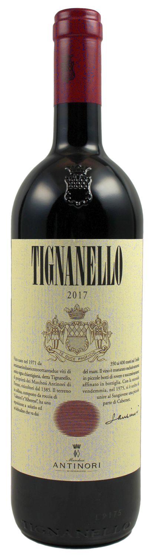 2017er Tignanello - Rosso di Toscana IGT  0,75 l - Tenuta Tignanello-Antinori