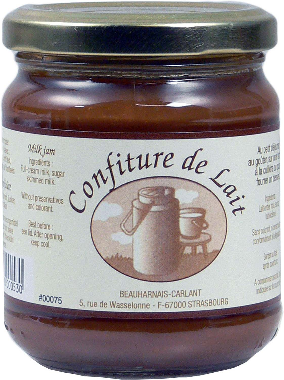 Milchkonfitüre - Confiture de lait 250g - Beauharnaise, Frankreich