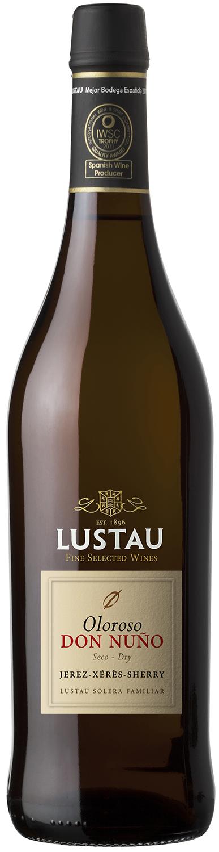 Sherry Dry Oloroso Don Nuno 20% - Solera Reserva  0,75 l - Emilio Lustau