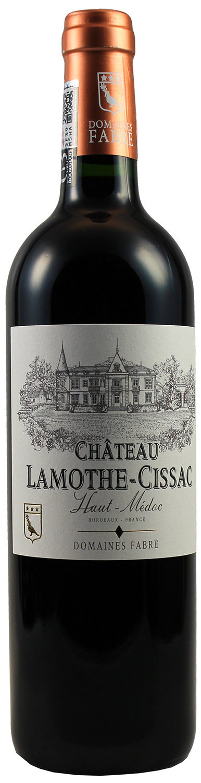 Chateau Lamothe Cissac - AC Haut Medoc - Grand Vin de Bordeaux 0,75 l