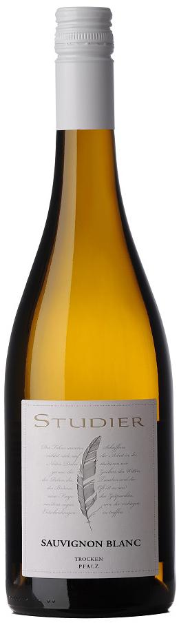 Sauvignon Blanc trocken - Weingut Studier  0,75 l - Ellerstadt in der Pfalz