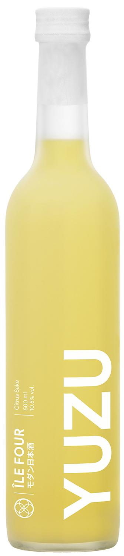 Ile Four Yuzu - Citrus Sake - 10,5% Vol.  0,50 l